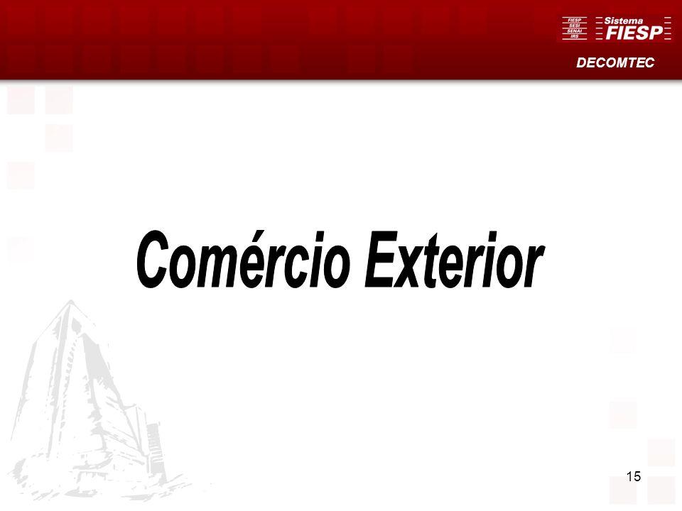 DECOMTEC Comércio Exterior