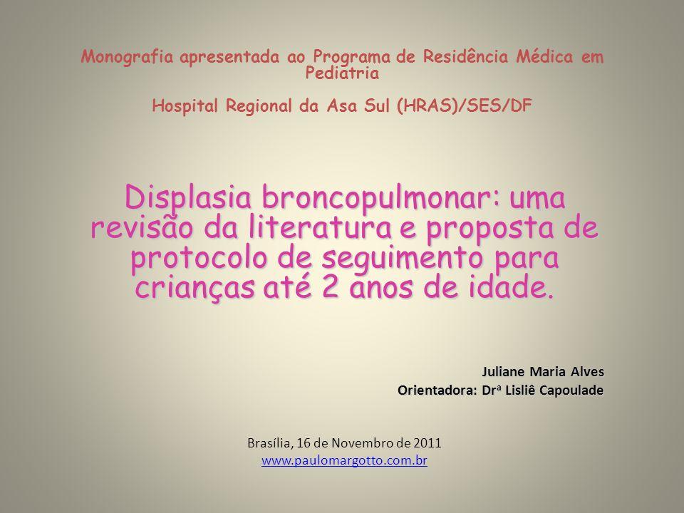 Brasília, 16 de Novembro de 2011