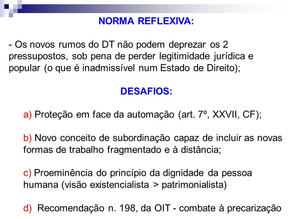 NORMA REFLEXIVA: