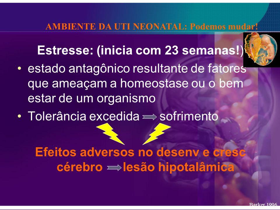 Efeitos adversos no desenv e cresc cérebro lesão hipotalâmica