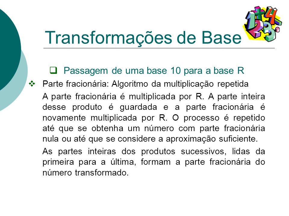Transformações de Base