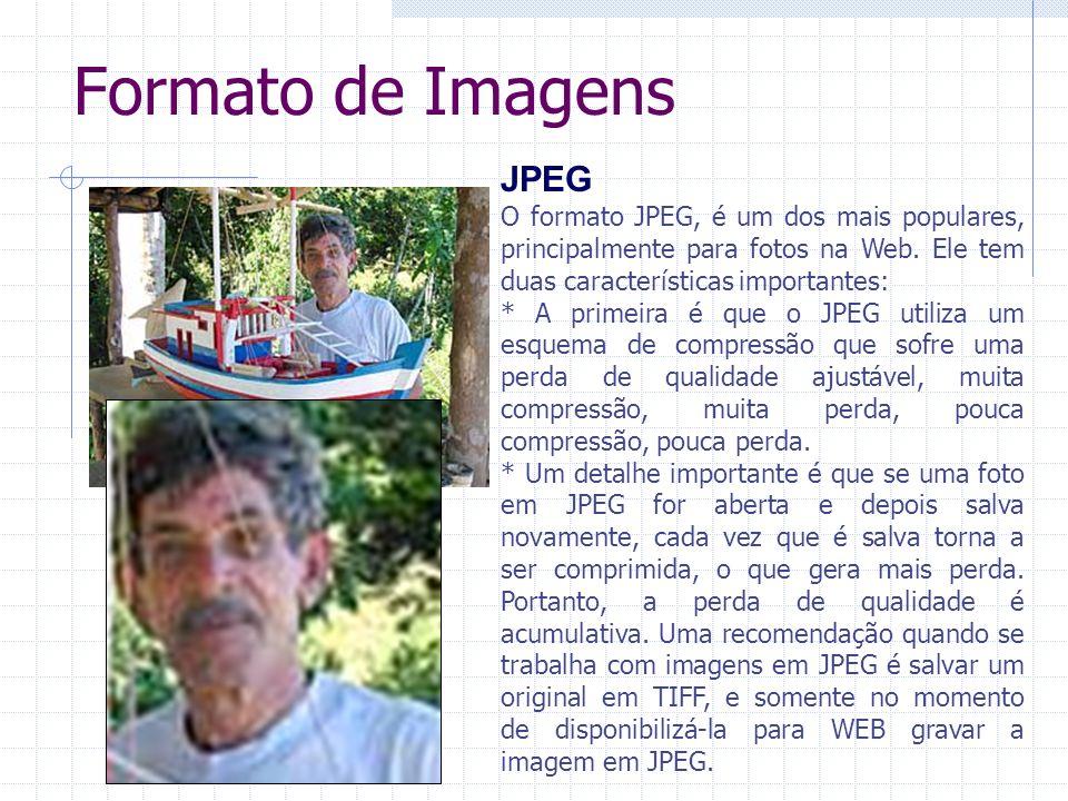 Formato de Imagens JPEG