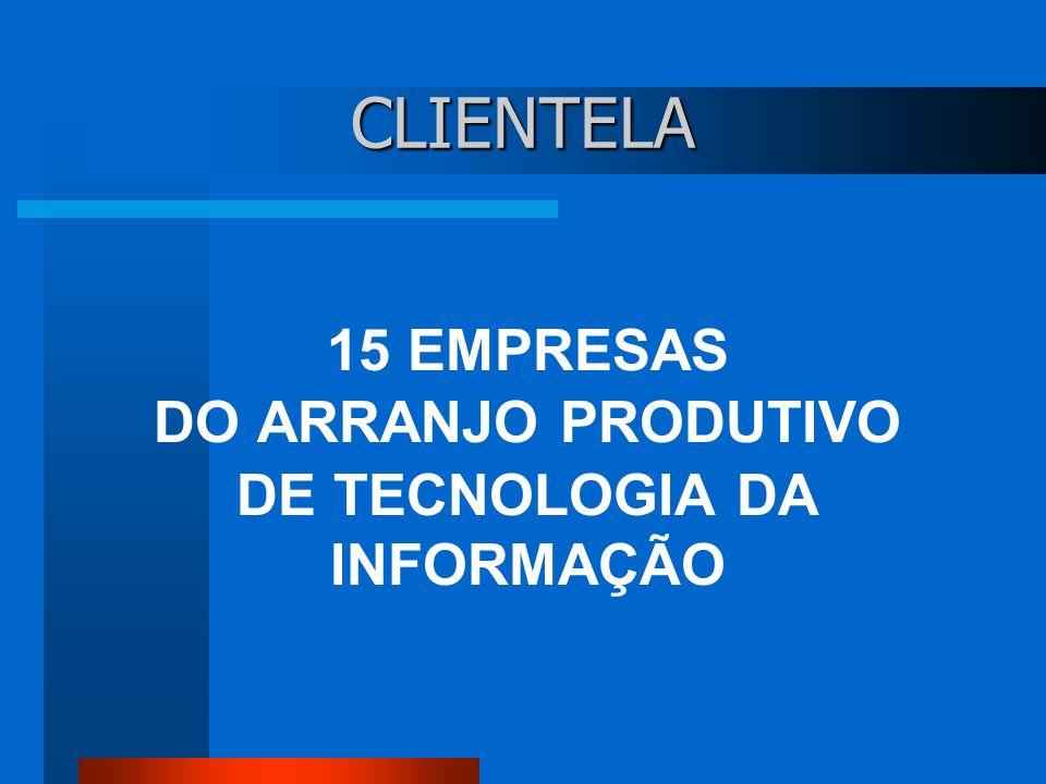 DE TECNOLOGIA DA INFORMAÇÃO