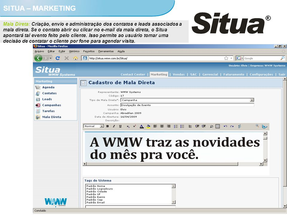 SITUA – MARKETING