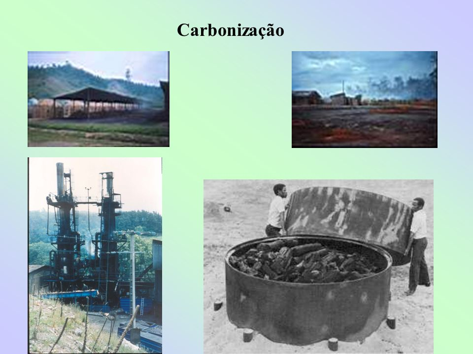 Carbonização