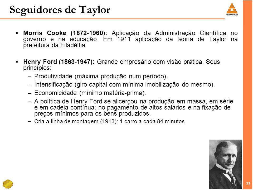 Seguidores de Taylor
