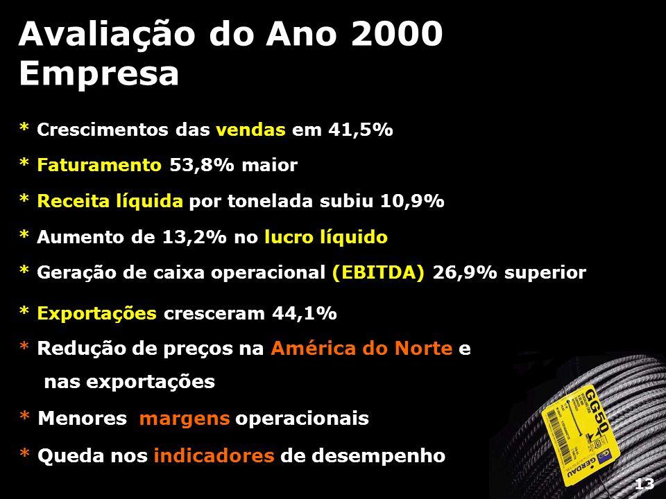 Avaliação do Ano 2000 Empresa