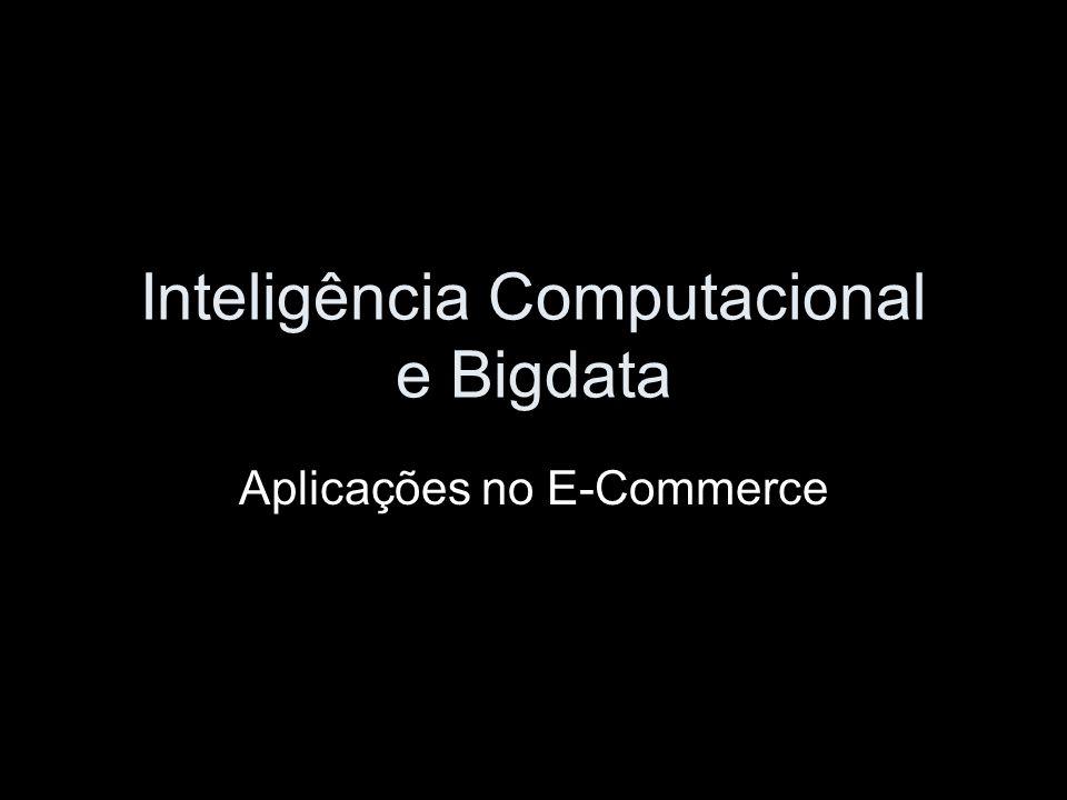 Inteligência Computacional e Bigdata