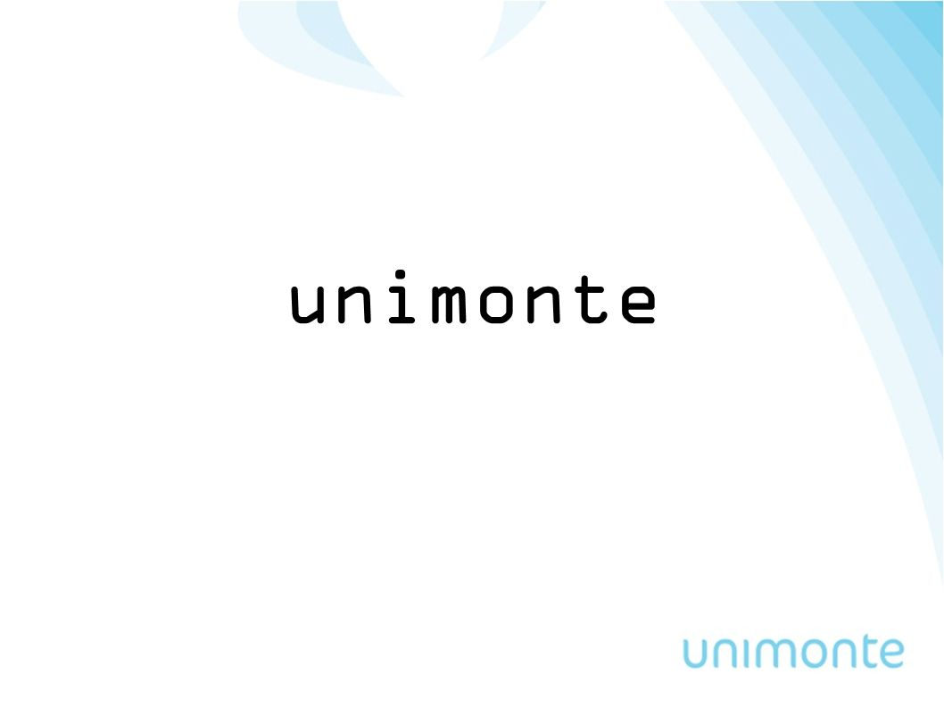 unimonte