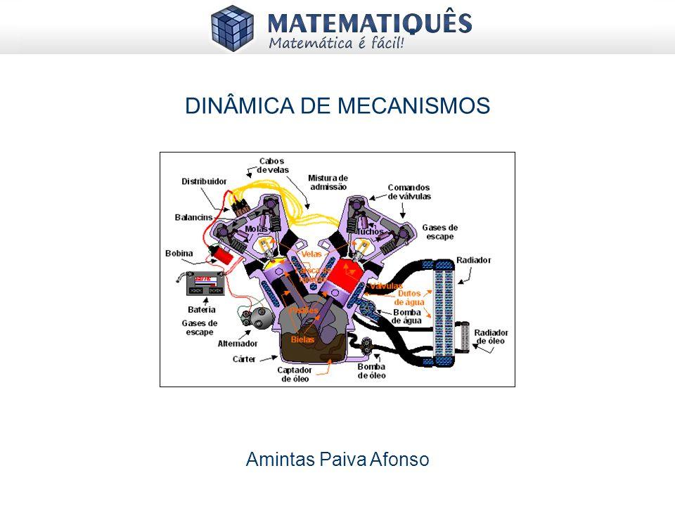 DINÂMICA DE MECANISMOS