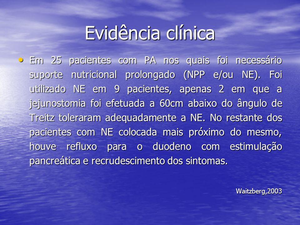 Evidência clínica