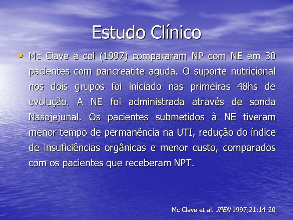 Estudo Clínico