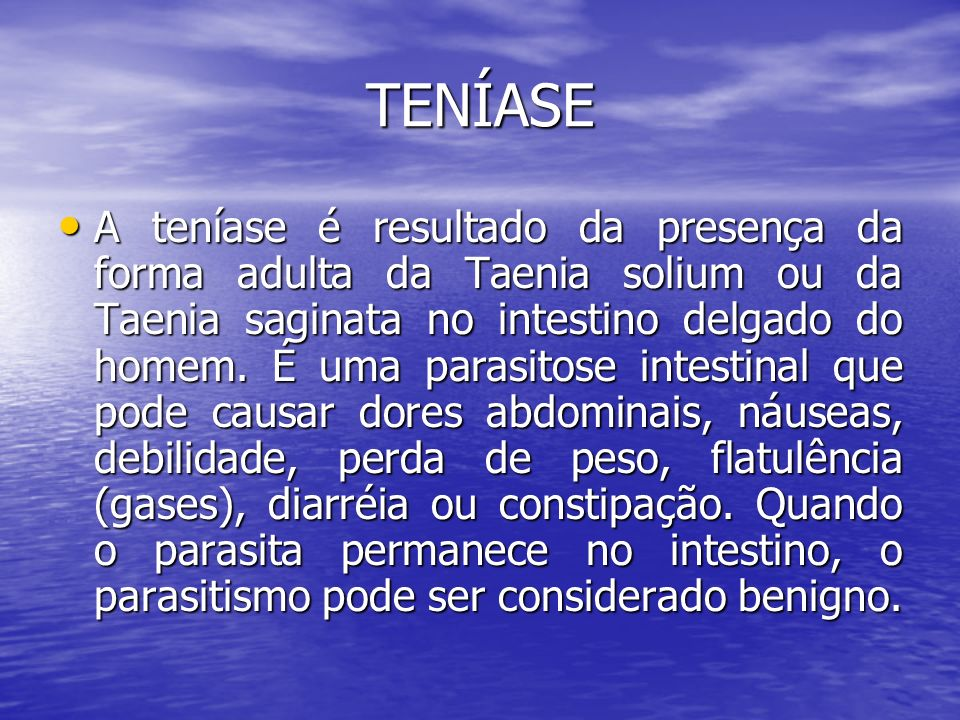 TENÍASE