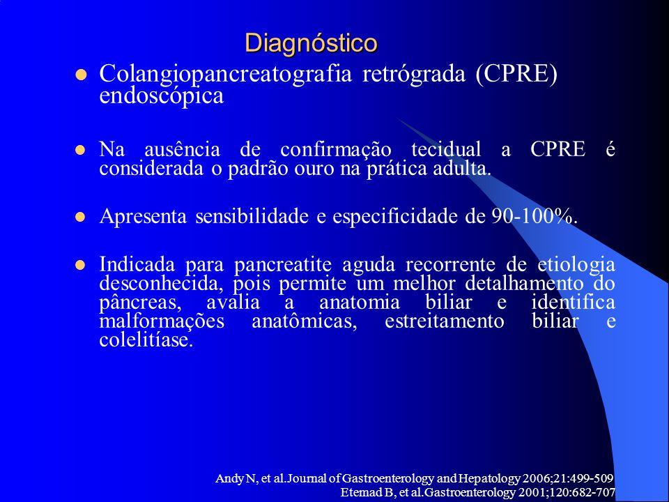 Colangiopancreatografia retrógrada (CPRE) endoscópica