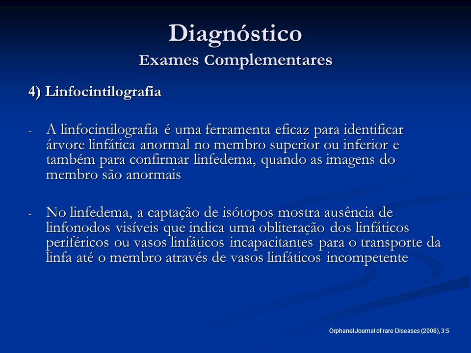 Diagnóstico Exames Complementares