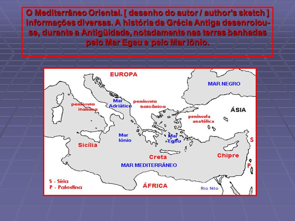 O Mediterrâneo Oriental