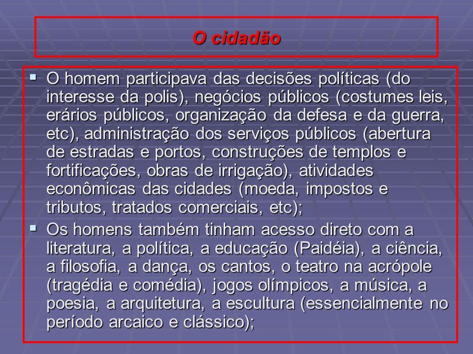 O cidadão