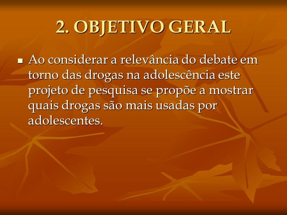 2. OBJETIVO GERAL