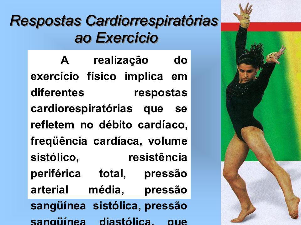 Respostas Cardiorrespiratórias