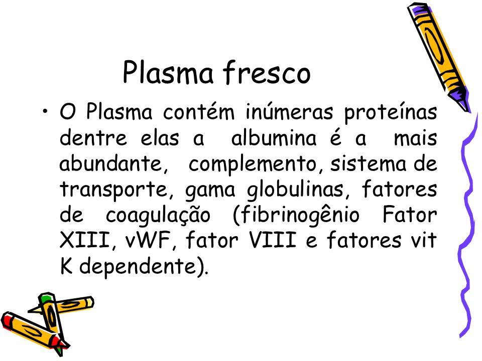 Plasma fresco