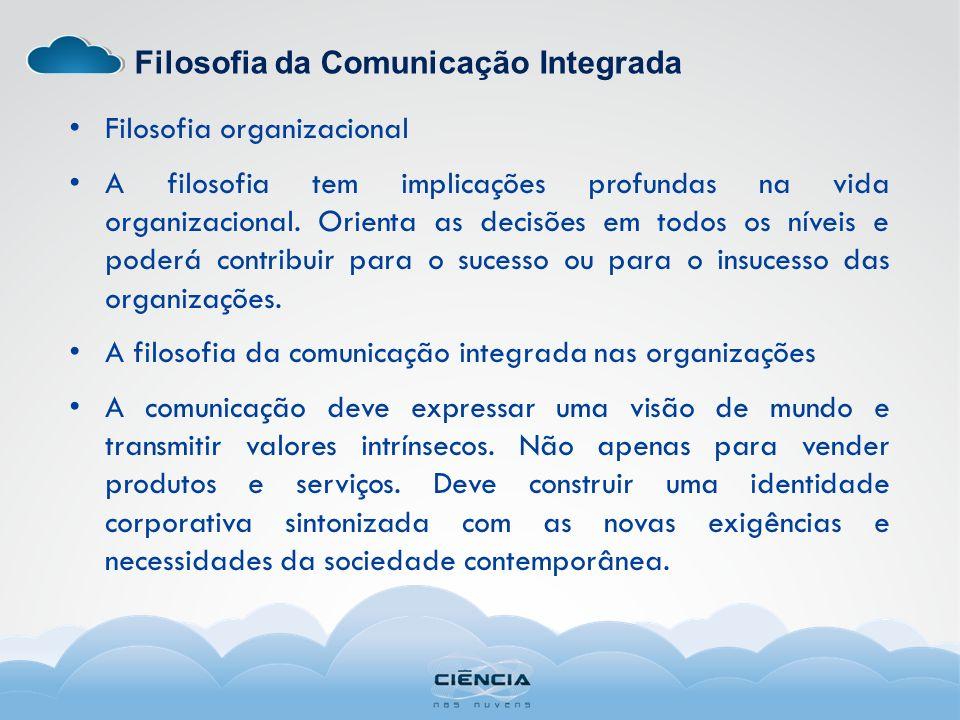 Filosofia da Comunicação Integrada