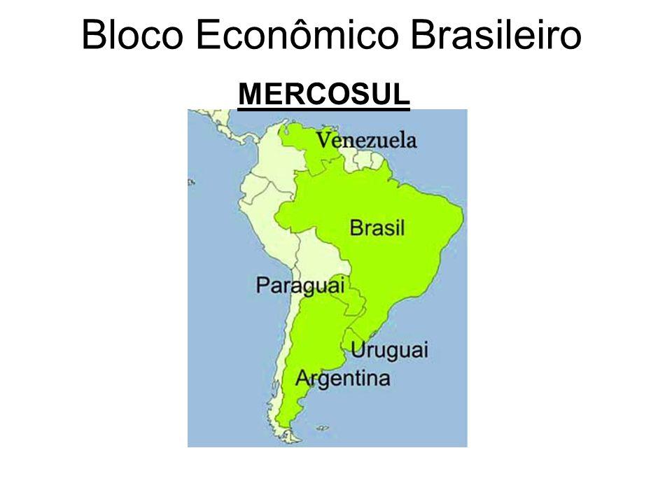 Bloco Econômico Brasileiro