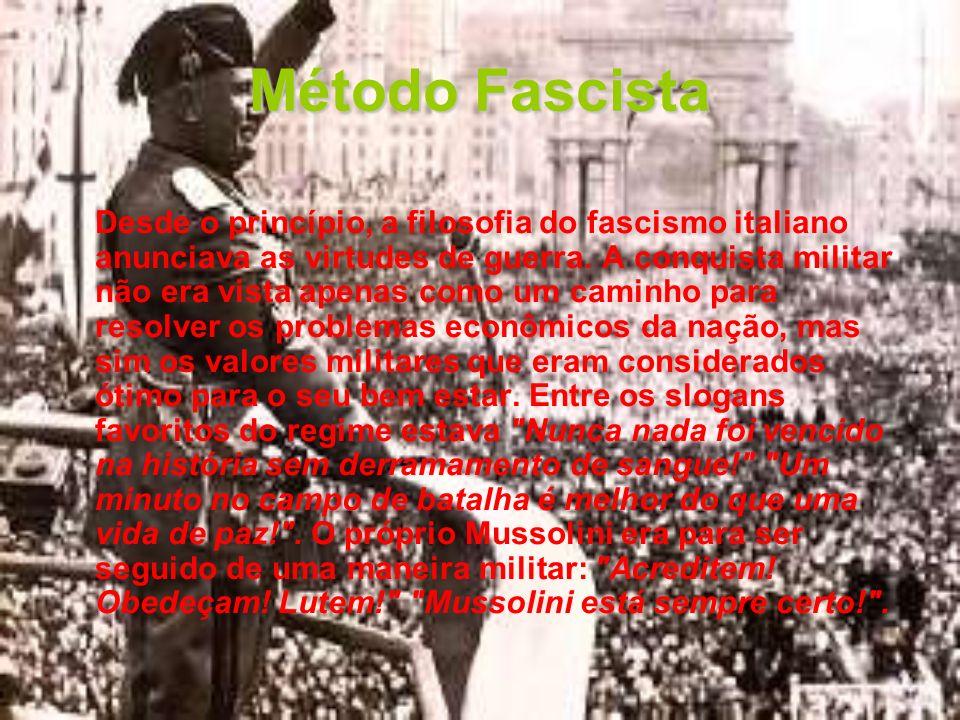 Método Fascista