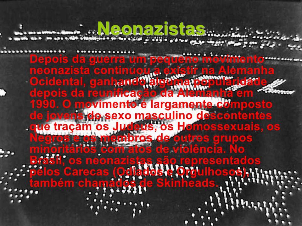 Neonazistas