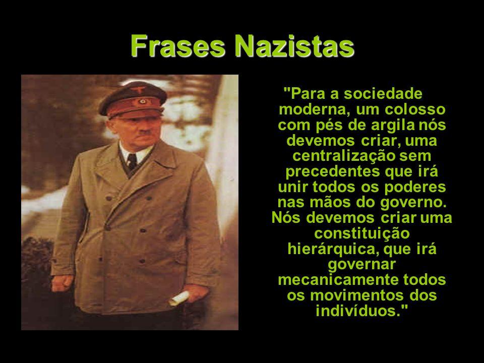 Frases Nazistas