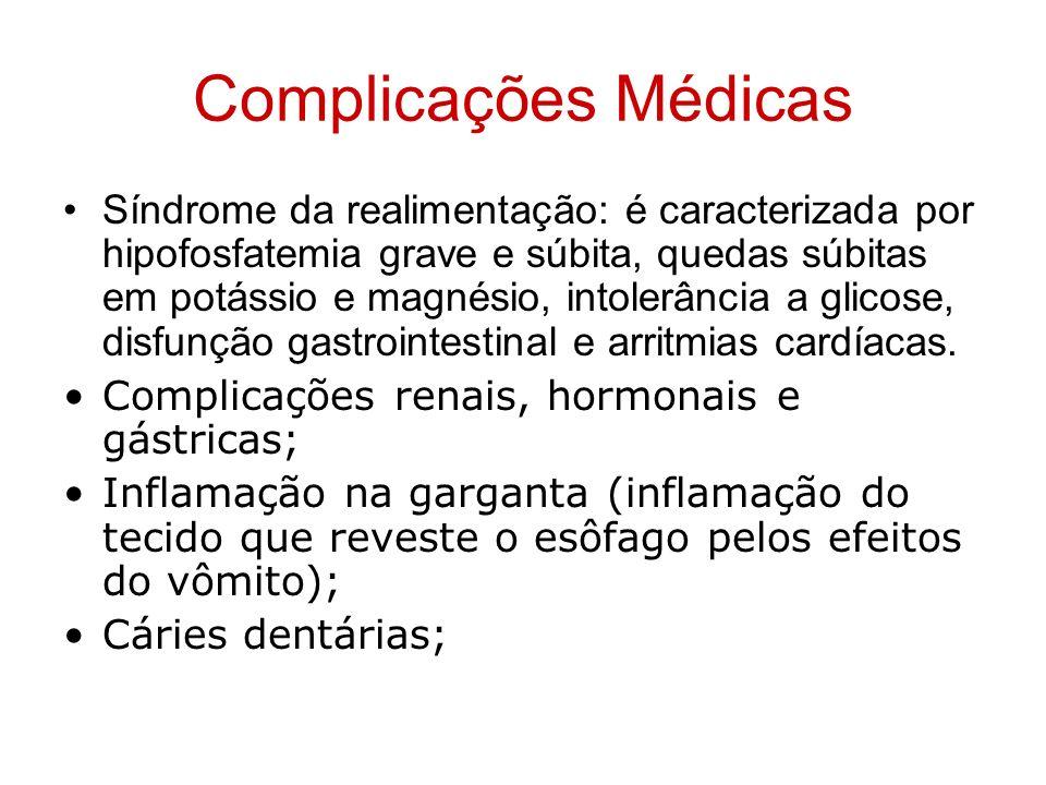 Complicações Médicas