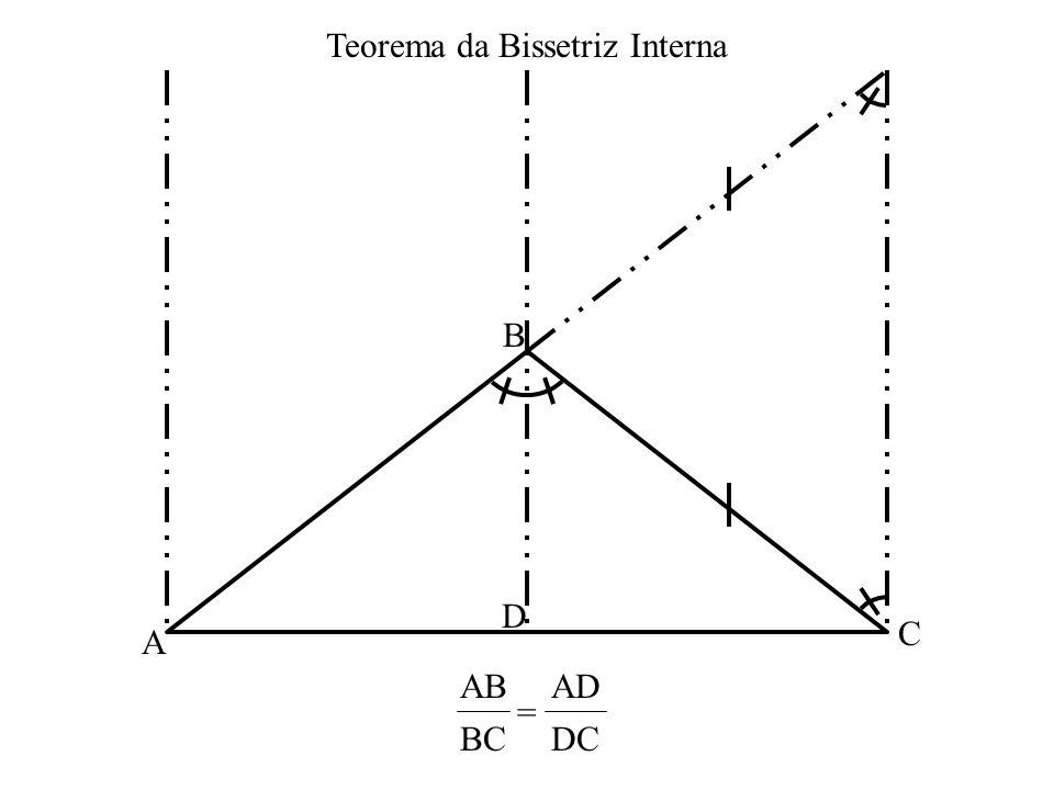 Teorema da Bissetriz Interna