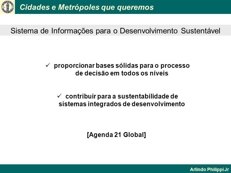 Sistema de Informações para o Desenvolvimento Sustentável