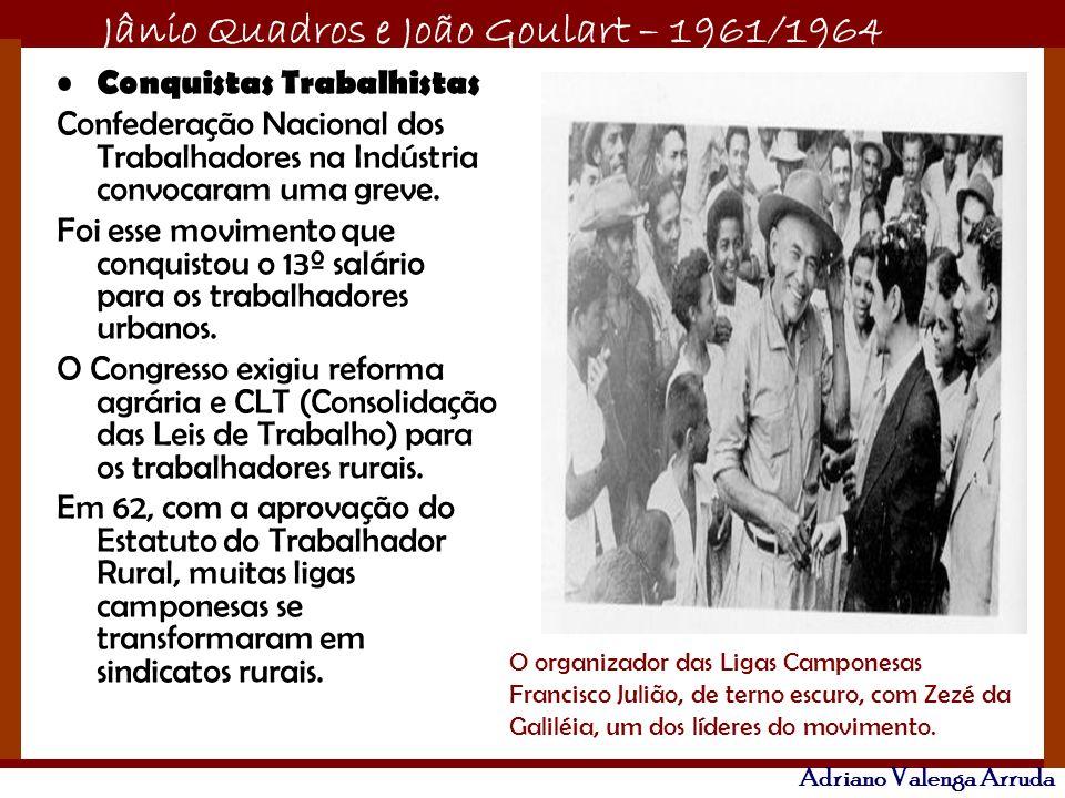 Conquistas Trabalhistas