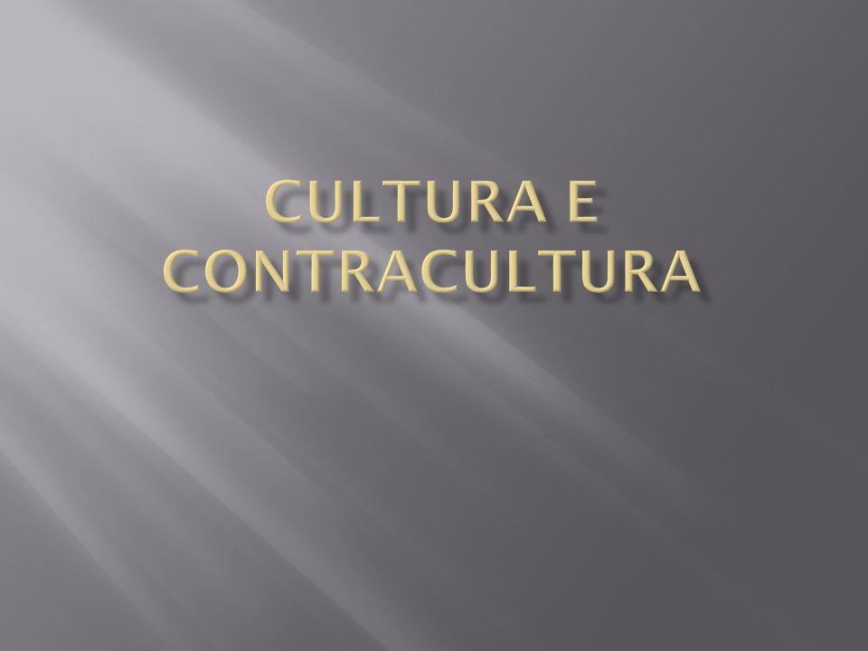 Cultura e contracultura