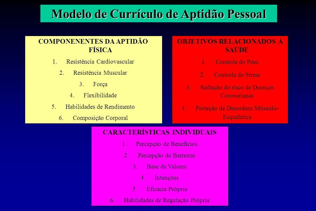 Modelo de Currículo de Aptidão Pessoal