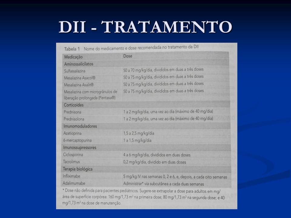 DII - TRATAMENTO