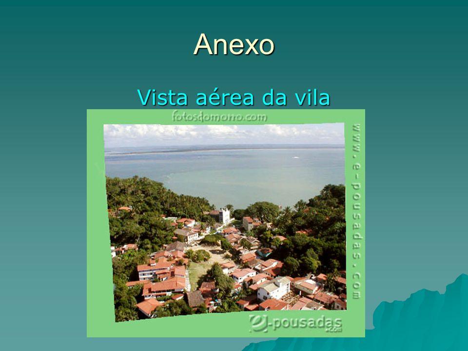 Anexo Vista aérea da vila