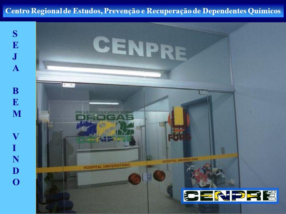 Centro Regional de Estudos, Prevenção e Recuperação de Dependentes Químicos