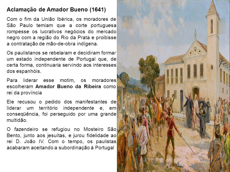 Aclamação de Amador Bueno (1641)