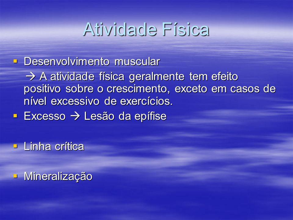 Atividade Física Desenvolvimento muscular