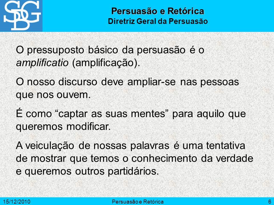 Diretriz Geral da Persuasão