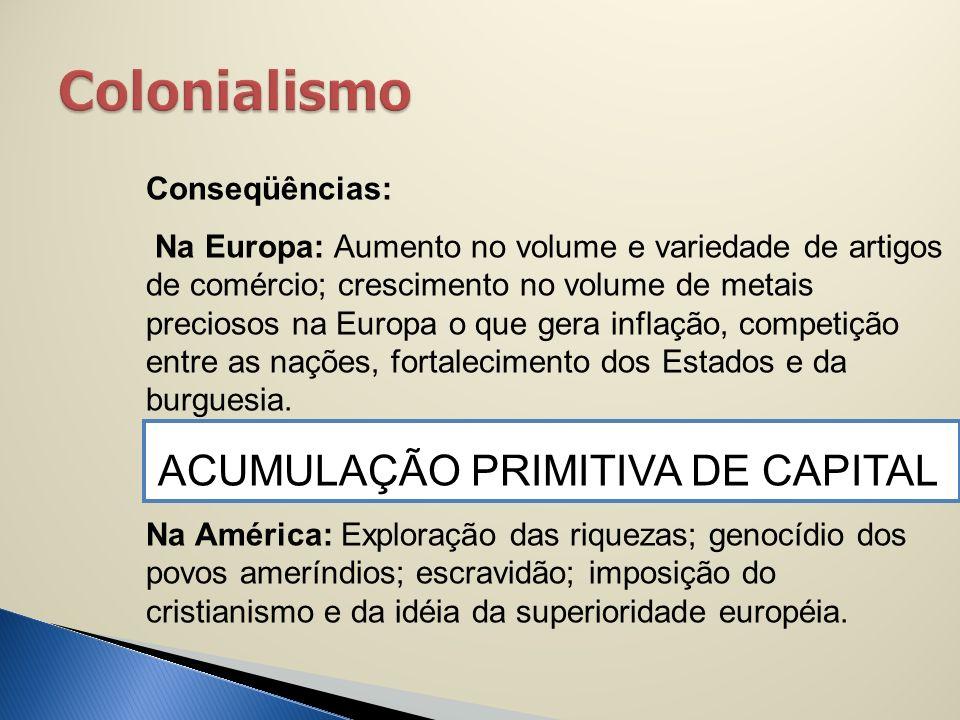 ACUMULAÇÃO PRIMITIVA DE CAPITAL