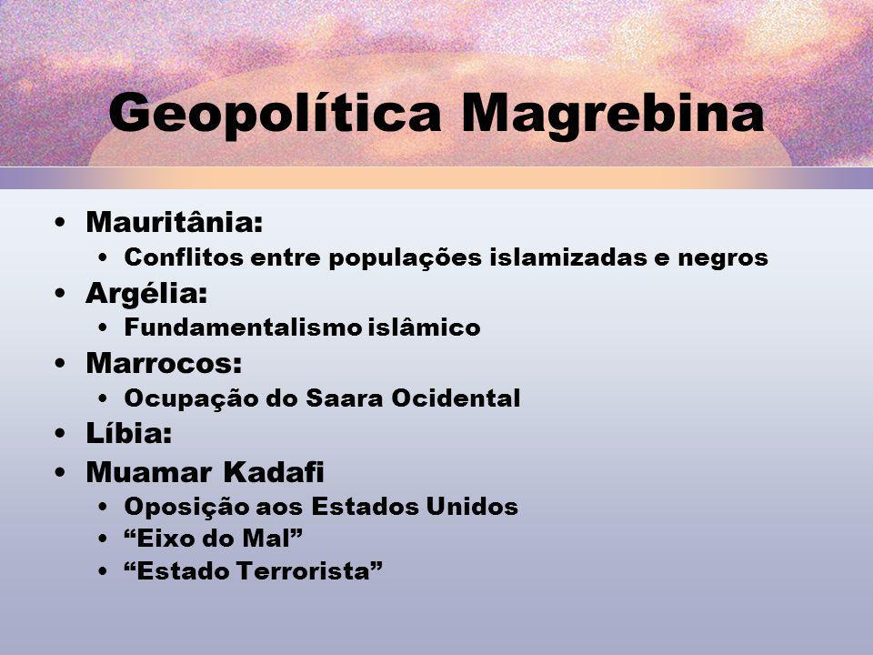 Geopolítica Magrebina