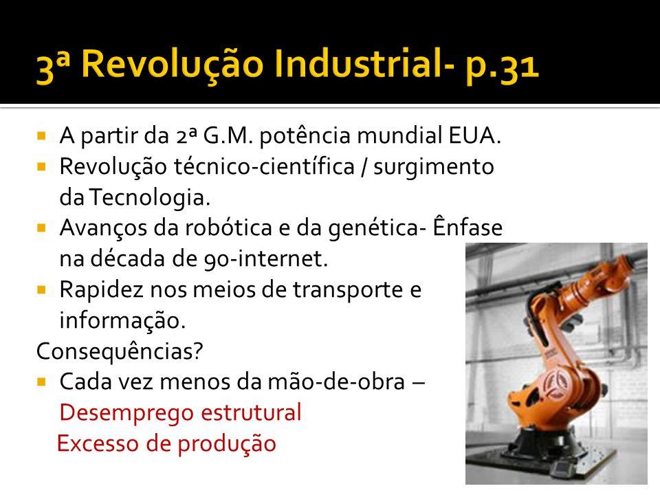 3ª Revolução Industrial- p.31