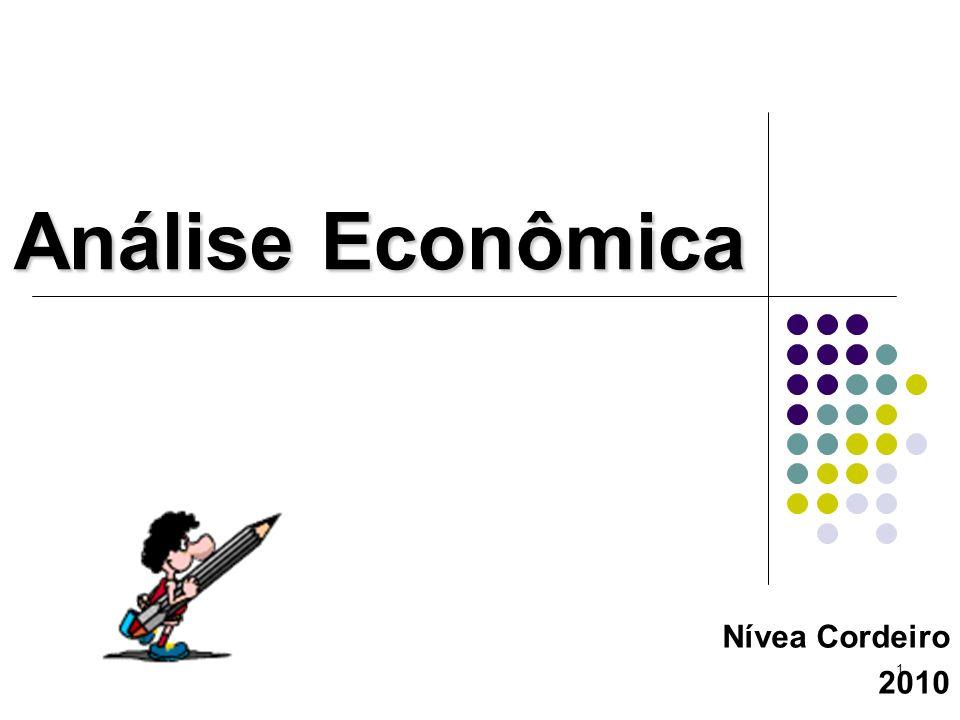 Análise Econômica Nívea Cordeiro 2010
