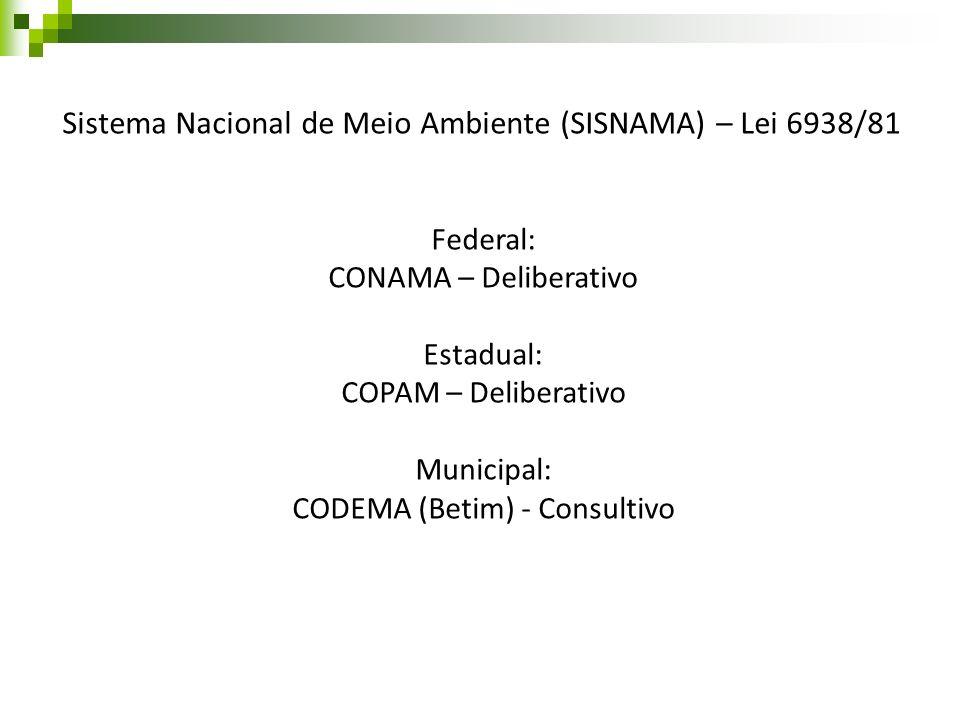 CODEMA (Betim) - Consultivo