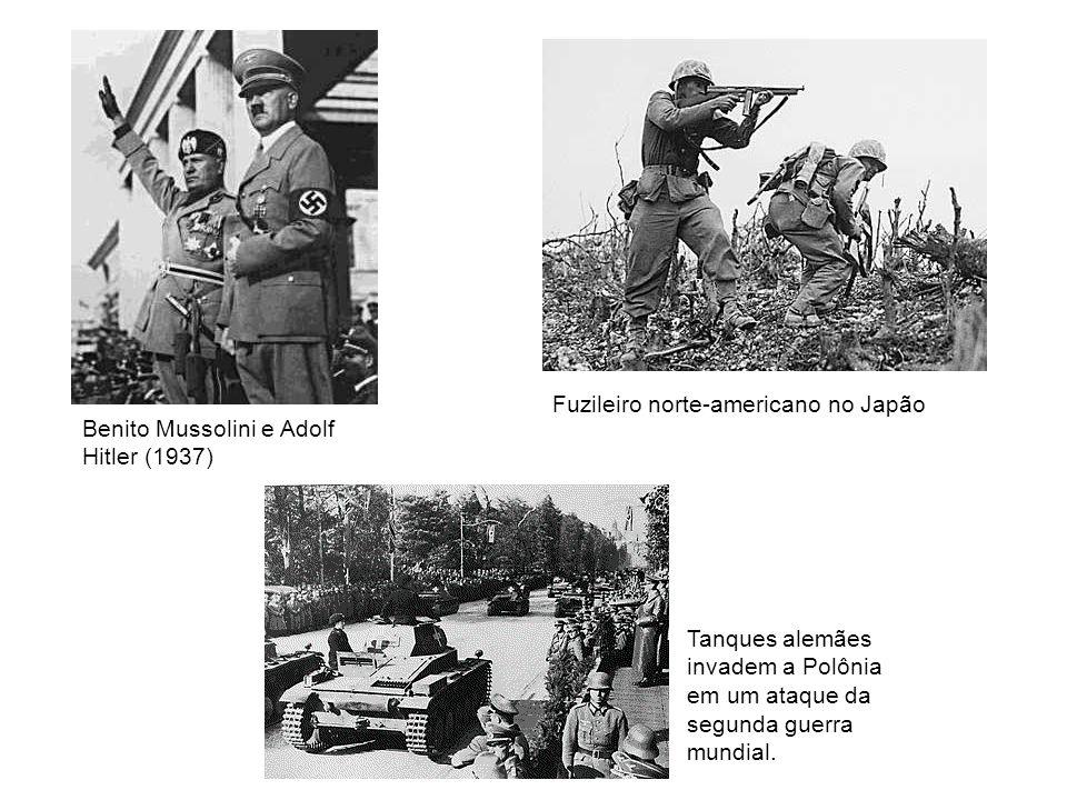 Benito Mussolini e Adolf Hitler (1937)