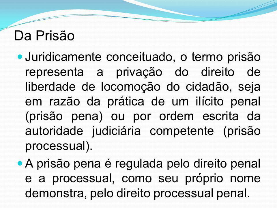 Da Prisão