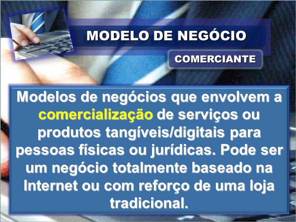 MODELO DE NEGÓCIOCOMERCIANTE.