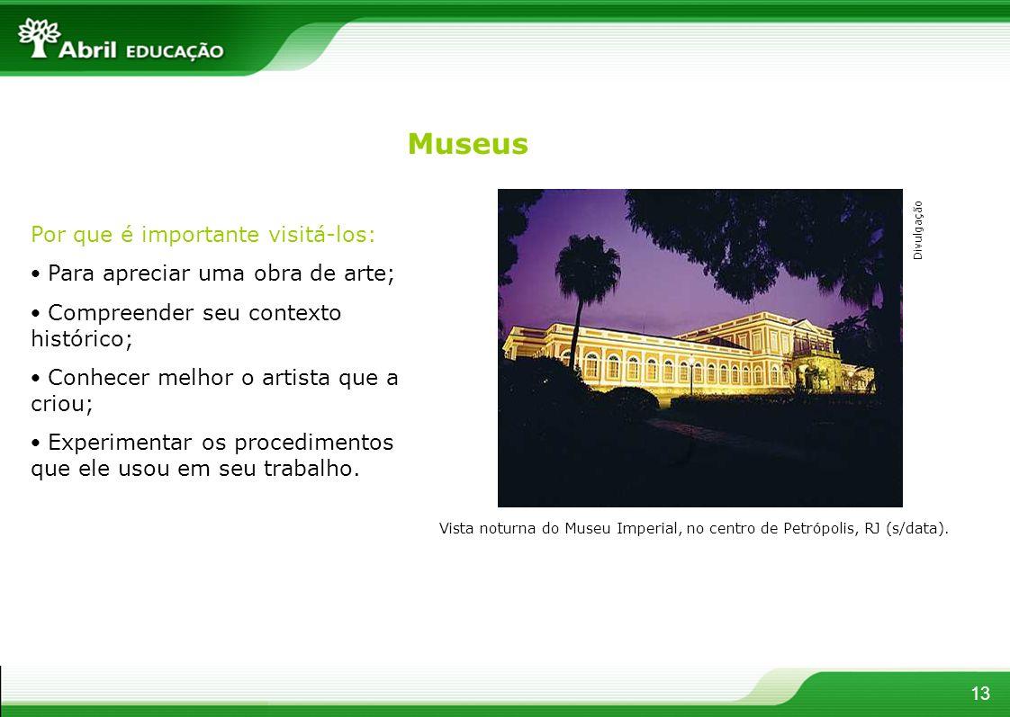 Museus Por que é importante visitá-los: